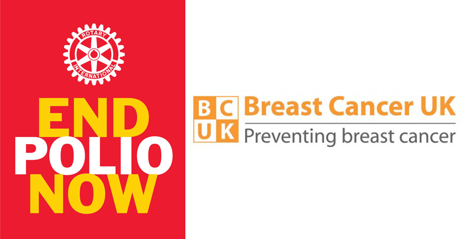 End Polio and Breast Cancer UK